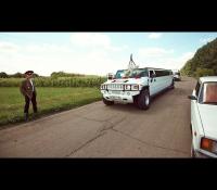 лимузин Hummer H2 на свадьбу (1)