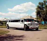 лимузин Hummer H2 на свадьбу (2)