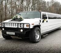 лимузин Hummer H2 на свадьбу (3)