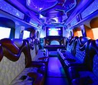 Лимузин Hummer H2, салон лимузина, лимузин на свадьбу, аренда лимузина (9)