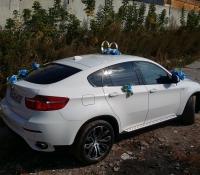 25-5, БМВ, BMW, лимузин на свадьбу, украшения для автомобиля, украшения для лимузина, украшения на свадьбу, Воронеж, Лимузин-36