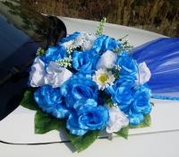25-8, БМВ, BMW, лимузин на свадьбу, украшения для автомобиля, украшения для лимузина, украшения на свадьбу, Воронеж, Лимузин-36